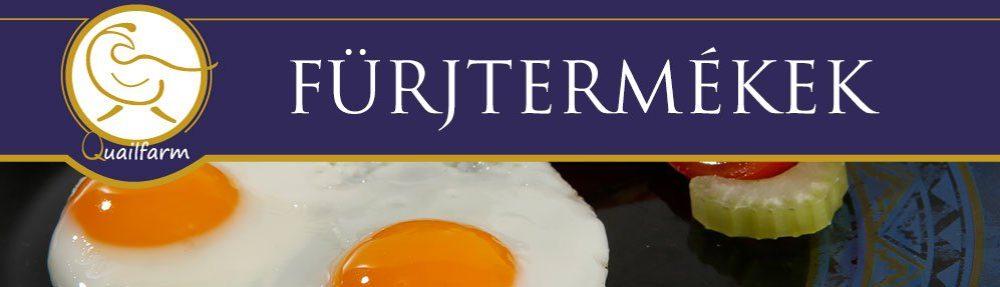 Quailfarm – Fürjtermékek